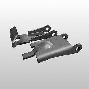 Biegeteile Structural steel Bending / folding