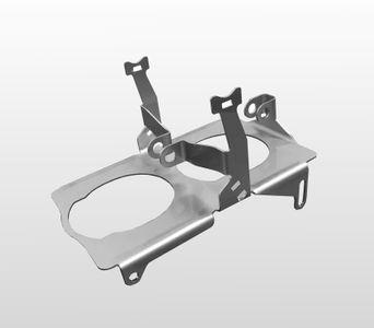 Biegeteil Stainless steel (rust-proof V2A) Bending / folding