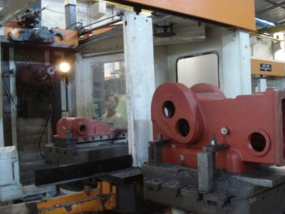 Gehause Cast iron 5-axis milling machines