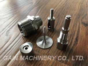 Stainless steel parts Acier surfin (inoxydable V2A) Estampage /  pressage (brut d'outillage)