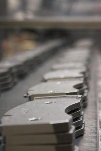 Belagträger Cast iron Milling